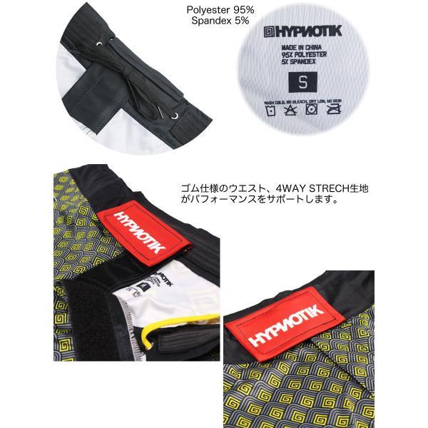HYPNOTIK ファイトショーツ KYOTO FIGHT SHORTS|2m50cm|06