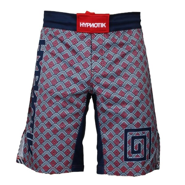 HYPNOTIK ファイトショーツ KYOTO FIGHT SHORTS|2m50cm|09