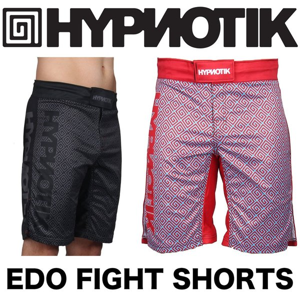 HYPNOTIK ファイトショーツ EDO FIGHT SHORTS|2m50cm