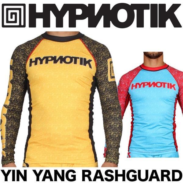 HYPNOTIK ラッシュガード 長袖 YIN YANG RASHGUARD|2m50cm