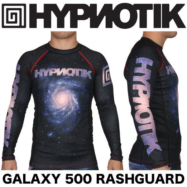HYPNOTIK ラッシュガード 長袖 GALAXY 500 RASHGUARD|2m50cm