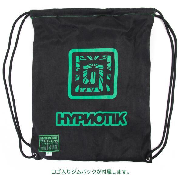 HYPNOTIK 柔術着 ZENROLL HEMP BJJ GI ブラック|2m50cm|11