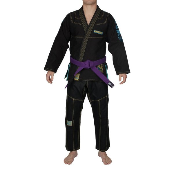 HYPNOTIK 柔術着 PROMAX 550 BJJ GI ブラック|2m50cm|09