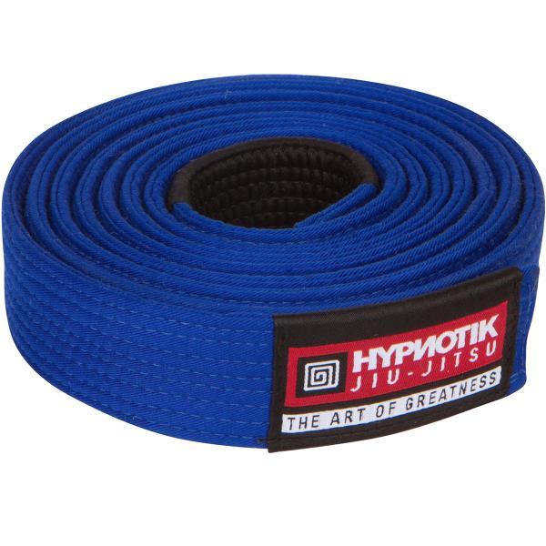 HYPNOTIK Woven BJJ Belt 柔術 青帯 ブルー|2m50cm|03