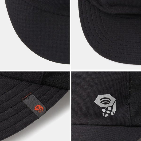 帽子 Mountain Hardwear ディプシートレイル D フラップキャップ|2m50cm|09
