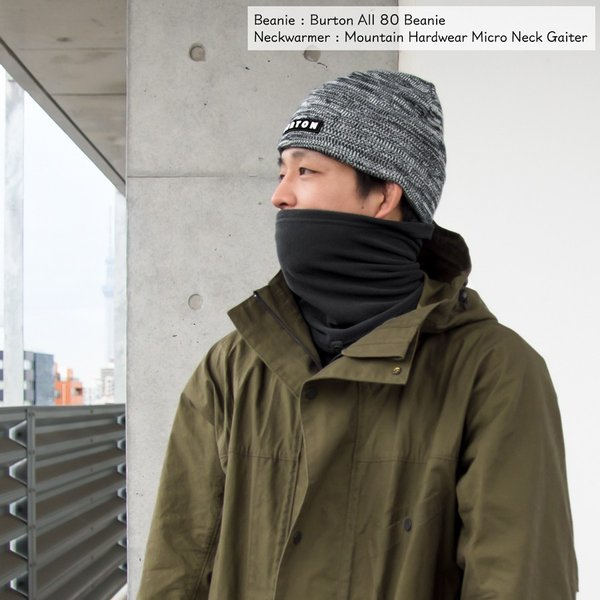 Mountain Hardwear Micro Neck Gaiter マイクロ ネック ゲイター|2m50cm|02