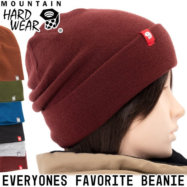 Mountain Hardwear エブリワンズ フェイバリット ビーニー ニット帽|2m50cm