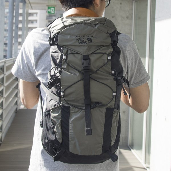 Mountain Hardwear コアベストパック18 18L|2m50cm|04