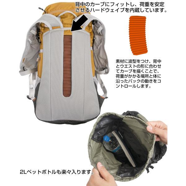 Mountain Hardwear コアベストパック18 18L|2m50cm|05
