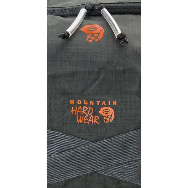 Mountain Hardwear ライトウェイト エクスペディション ダッフル S 30L|2m50cm|08