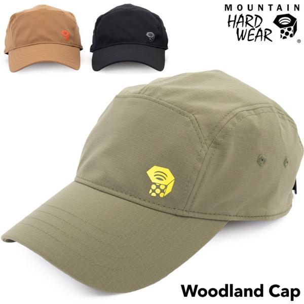 Mountain Hardwear Woodland Cap ウッドランド キャップ|2m50cm