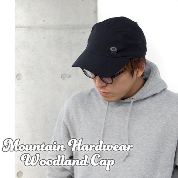 Mountain Hardwear Woodland Cap ウッドランド キャップ|2m50cm|03
