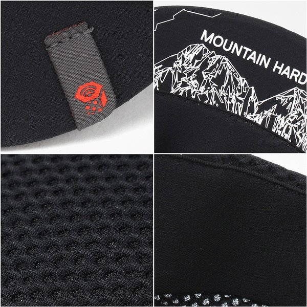 Mountain Hardwear Sunfair StretchMesh Cap サンフェア ストレッチメッシュ キャップ|2m50cm|06