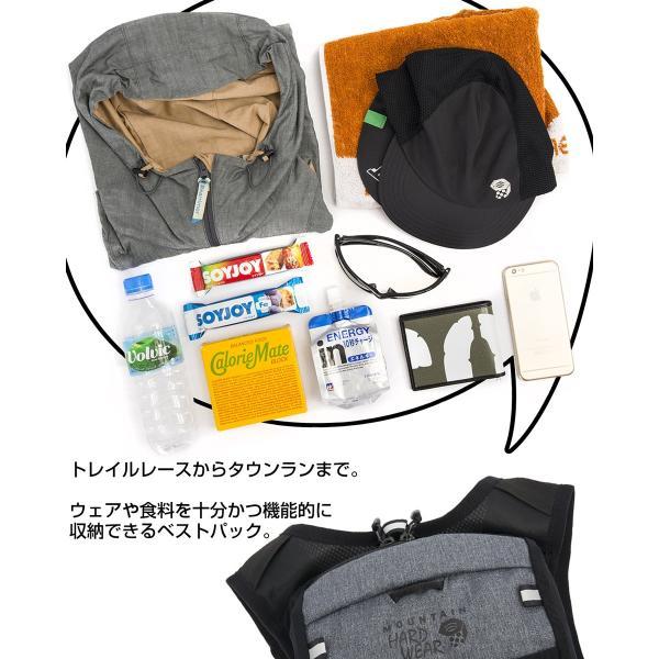 Mountain Hardwear フリューイッド ベストパック 6|2m50cm|04