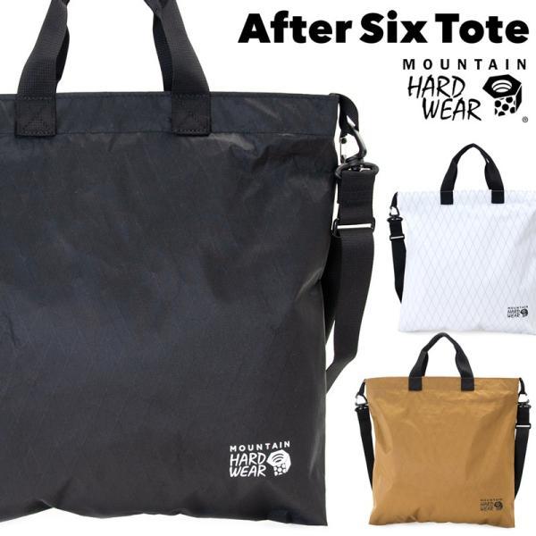 トートバッグ Mountain Hardwear After Six Tote X-pac アフターシックス トート|2m50cm