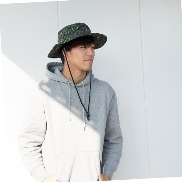 帽子 Mountain Hardwear El Sol Sunhat エルソル サンハット|2m50cm|04