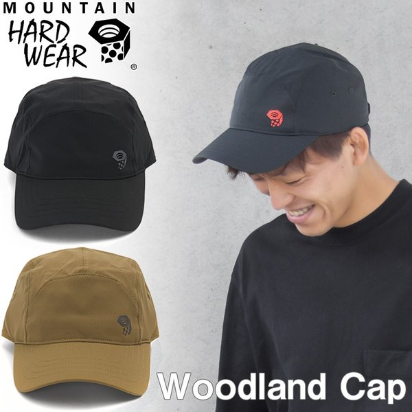 帽子 Mountain Hardwear Woodland Cap キャップ|2m50cm|01