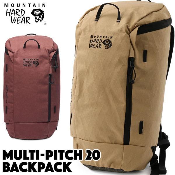 バックパック Mountain Hardwear マルチピッチ 20 Multi-Pitch 20 Backpack|2m50cm