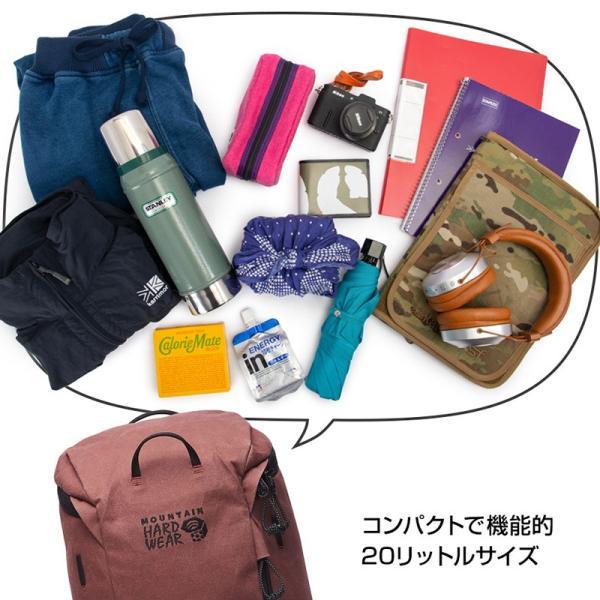 バックパック Mountain Hardwear マルチピッチ 20 Multi-Pitch 20 Backpack|2m50cm|04