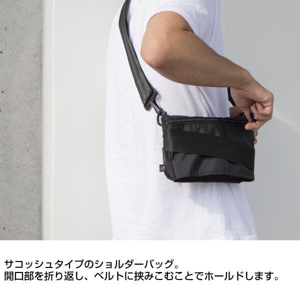 IGNOBLE イグノーブル Langtry Folding Shoulder Bag ショルダーバッグ|2m50cm|04