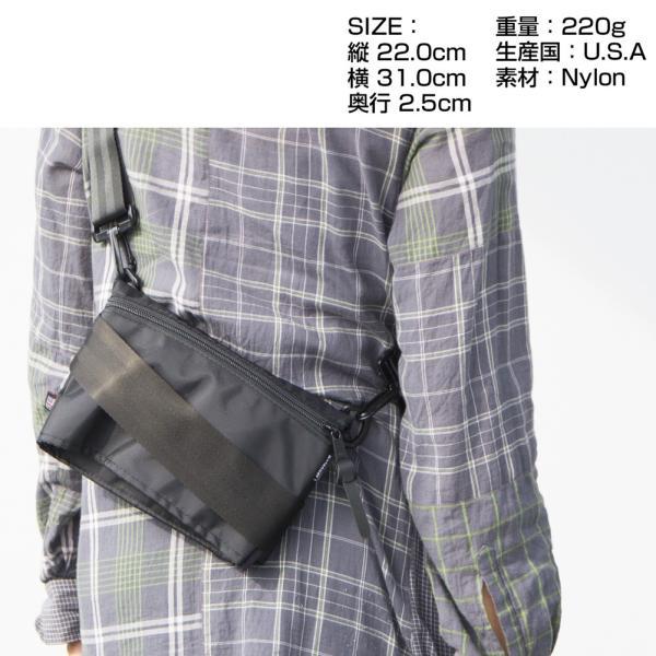 IGNOBLE イグノーブル Langtry Folding Shoulder Bag ショルダーバッグ|2m50cm|06