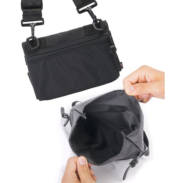 IGNOBLE イグノーブル Langtry Folding Shoulder Bag ショルダーバッグ|2m50cm|08
