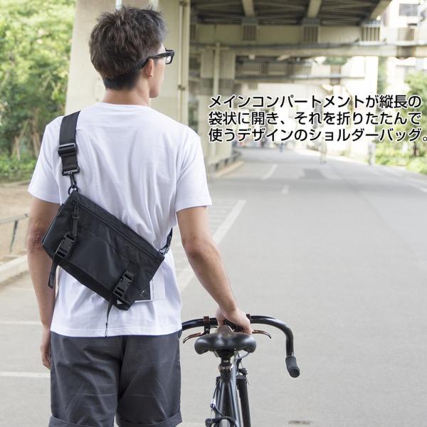 IGNOBLE イグノーブル Duran Compact Messenger メッセンジャーバッグ|2m50cm|03