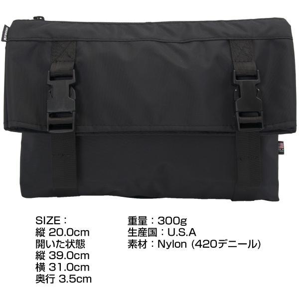 IGNOBLE イグノーブル Duran Compact Messenger メッセンジャーバッグ|2m50cm|09