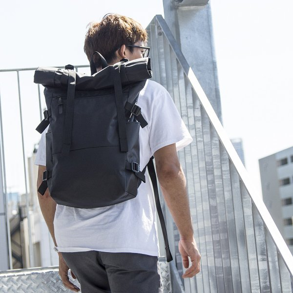 IGNOBLE イグノーブル Ward's Abyss Rolltop Backpack バックパック|2m50cm|02