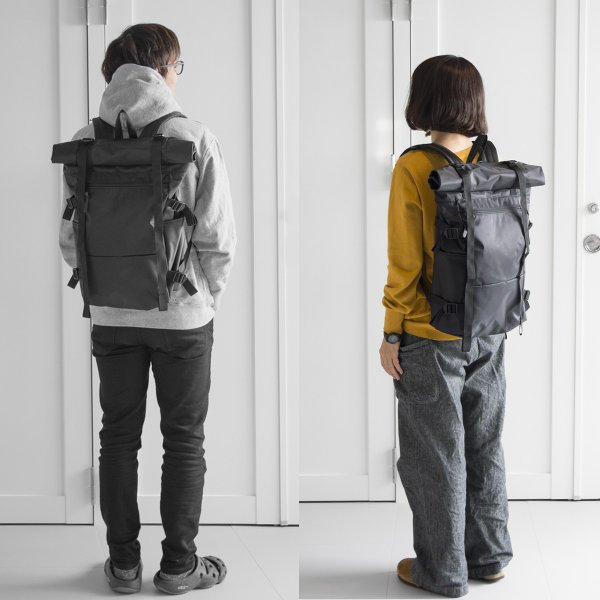 IGNOBLE イグノーブル Ward's Abyss Rolltop Backpack バックパック|2m50cm|06