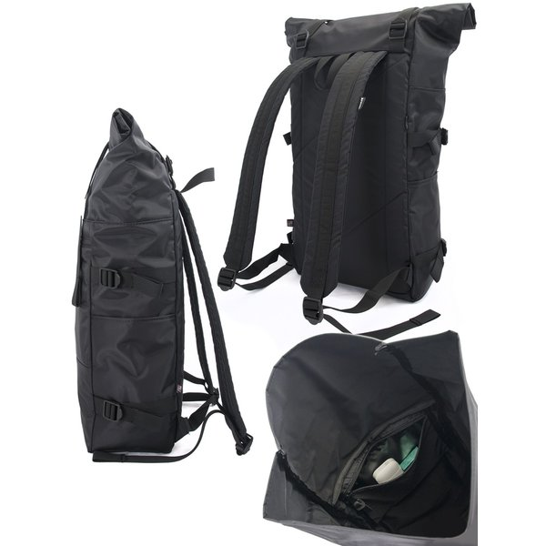 IGNOBLE イグノーブル Ward's Abyss Rolltop Backpack バックパック|2m50cm|08