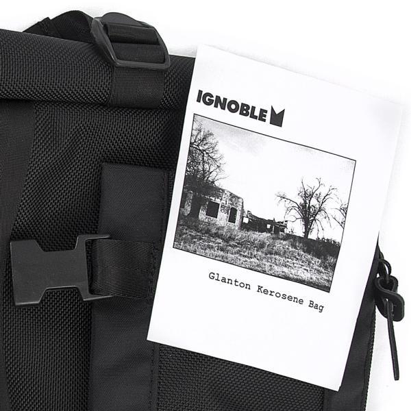 IGNOBLE イグノーブル Glanton Kerosene Bag バックパック|2m50cm|06