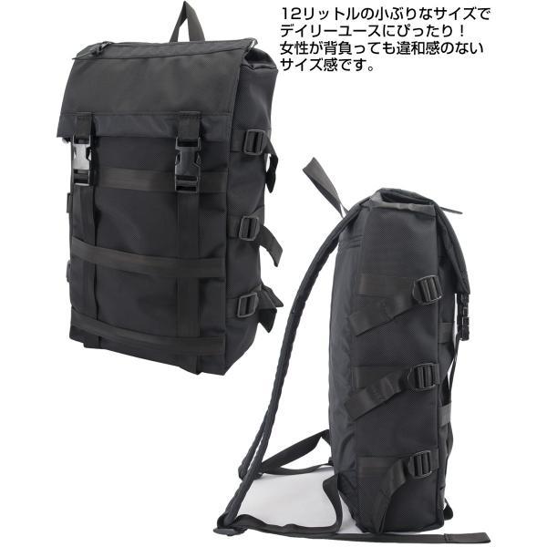 IGNOBLE イグノーブル Glanton Kerosene Bag バックパック|2m50cm|07