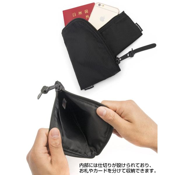 IGNOBLE イグノーブル Rutledge Travel Wallet 財布 2m50cm 07