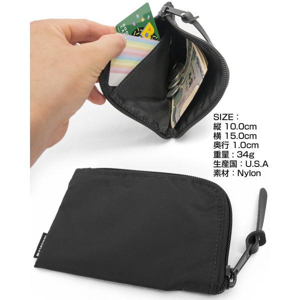 IGNOBLE イグノーブル Rutledge Travel Wallet 財布|2m50cm|08