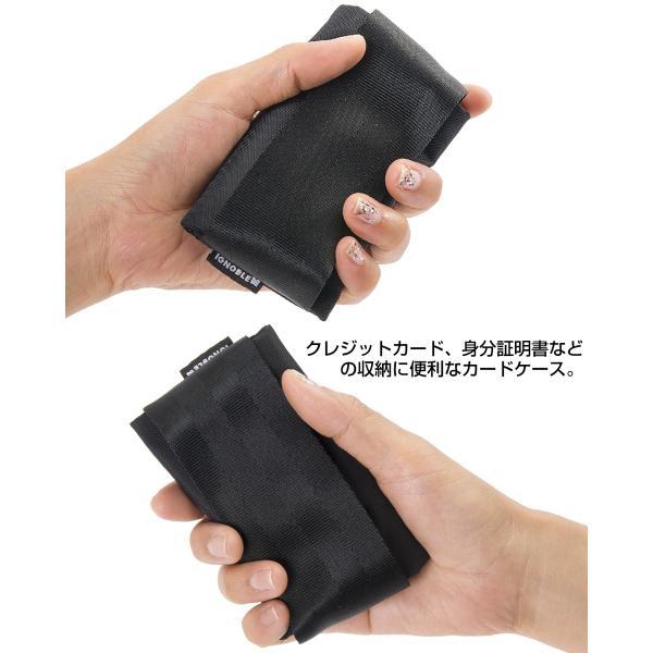 IGNOBLE イグノーブル Earle Folding Card Wallet カードウォレット 2m50cm 04