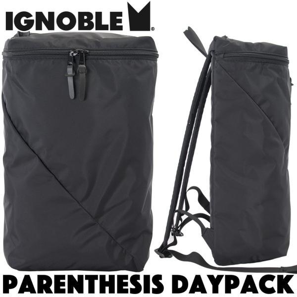 IGNOBLE イグノーブル Parenthesis Daypack バックパック|2m50cm