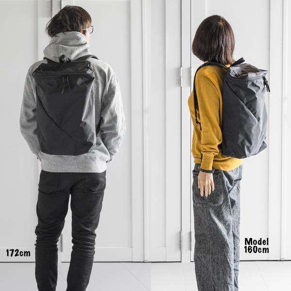 IGNOBLE イグノーブル Parenthesis Daypack バックパック|2m50cm|03
