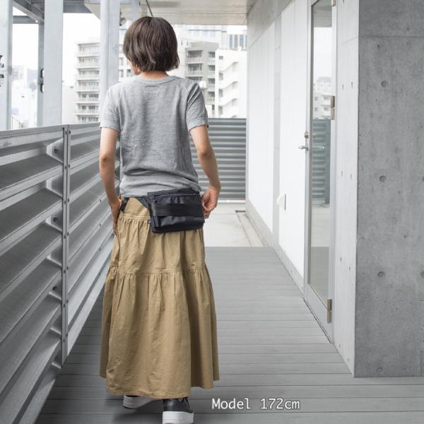 ショルダーバッグ IGNOBLE イグノーブル Abstraction Hip Bag アブストラクション ヒップバッグ|2m50cm|03