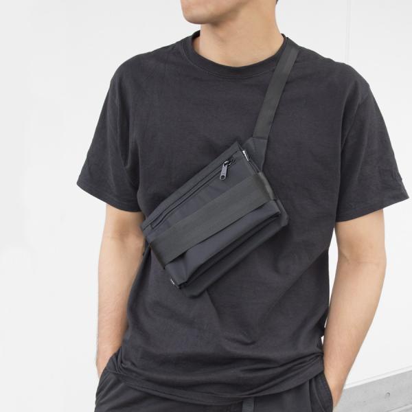 ショルダーバッグ IGNOBLE イグノーブル Abstraction Hip Bag アブストラクション ヒップバッグ|2m50cm|04