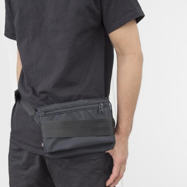 ショルダーバッグ IGNOBLE イグノーブル Abstraction Hip Bag アブストラクション ヒップバッグ|2m50cm|05