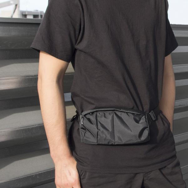ヒップバッグ IGNOBLE イグノーブル Interruption Hip Bag インタラプション ヒップバッグ|2m50cm|04