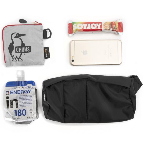 ヒップバッグ IGNOBLE イグノーブル Interruption Hip Bag インタラプション ヒップバッグ|2m50cm|05