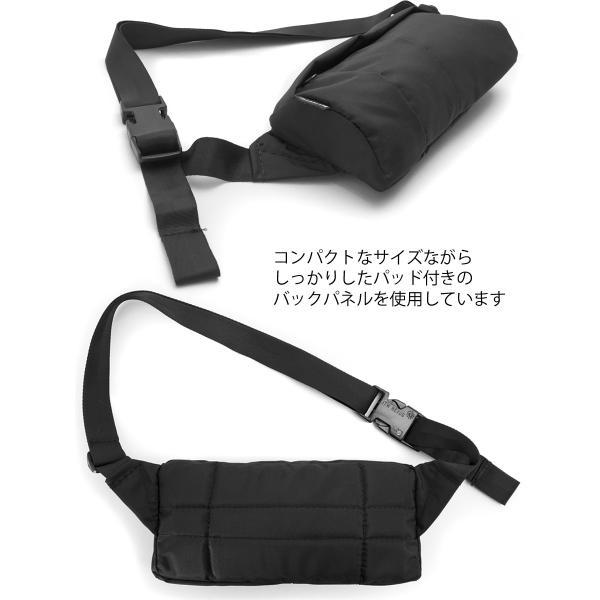 ヒップバッグ IGNOBLE イグノーブル Interruption Hip Bag インタラプション ヒップバッグ|2m50cm|06