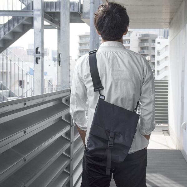 ショルダーバッグ IGNOBLE イグノーブル Obscured Shoulder Bag オブスキュアード ショルダーバッグ|2m50cm|02