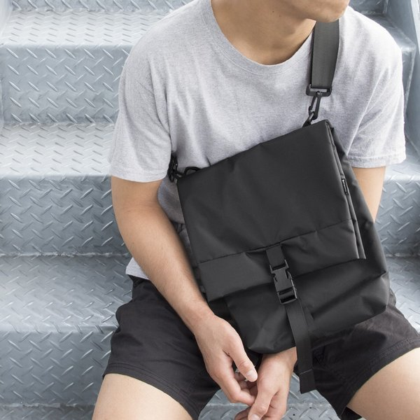 ショルダーバッグ IGNOBLE イグノーブル Obscured Shoulder Bag オブスキュアード ショルダーバッグ|2m50cm|03