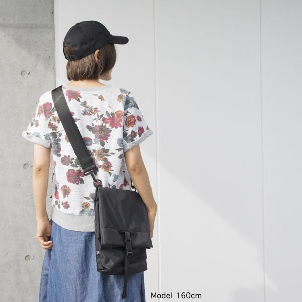 ショルダーバッグ IGNOBLE イグノーブル Obscured Shoulder Bag オブスキュアード ショルダーバッグ|2m50cm|05