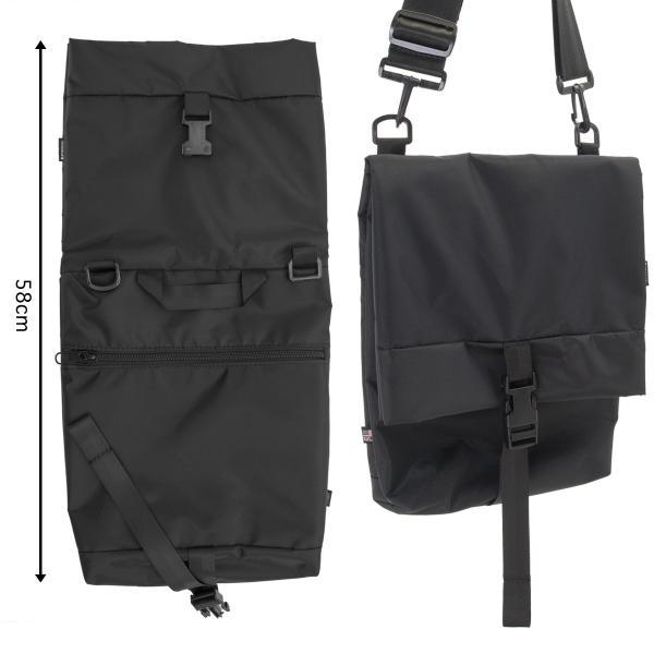 ショルダーバッグ IGNOBLE イグノーブル Obscured Shoulder Bag オブスキュアード ショルダーバッグ|2m50cm|06