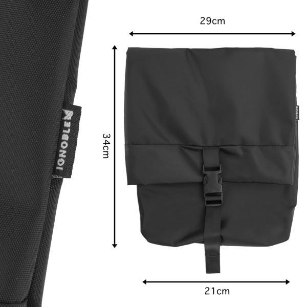 ショルダーバッグ IGNOBLE イグノーブル Obscured Shoulder Bag オブスキュアード ショルダーバッグ|2m50cm|08