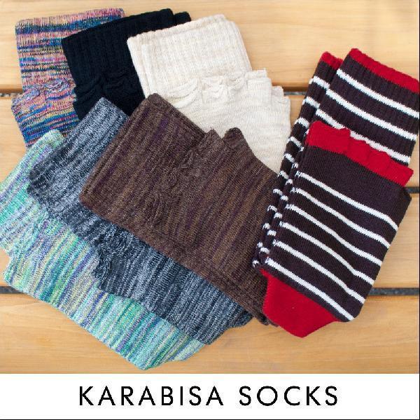 指なし靴下 KARABISA SOCKS カラビサソックス|2m50cm|06